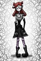 Goth Girl by Blondbraid