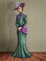 Classy Lady by Blondbraid