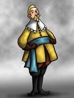 Gustavus Adolphus by Blondbraid