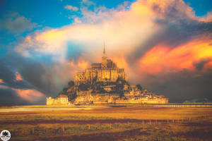 le mont saint michel 3 by jenyvess