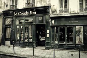 restaurant dans le Marais Paris by jenyvess