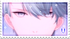 + V (Mystic Messenger) Stamp + by kuu-jou
