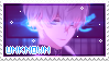 + Unknown (Mystic Messenger) Stamp + by kuu-jou