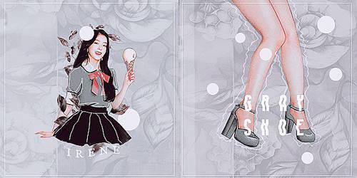 GRAY SHOE by MinhYBI