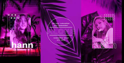 ALONE by MinhYBI