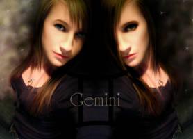 Gemini by butterflypatterns