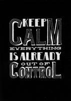 Keep Calm! by Play4ce