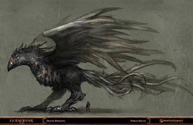 god of war - Erinys by tobiee