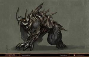 god of war - thanatos 2 by tobiee
