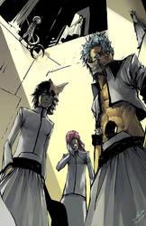 espadas by tobiee