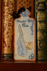 Bookmark - Oriental Tribe - Contortionist Elf by Aldric-Cheylan