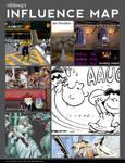 Influence Map Meme - n8dawg by taneel