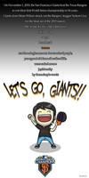 Let's go, Giants by taneel