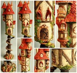 Autumn Castle 1 by bgerr