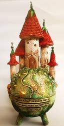 Dreamworld lamp magic by bgerr