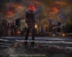 Firestarter by MagicOfTheTiger