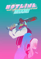 Hotline Miami by Enydimon