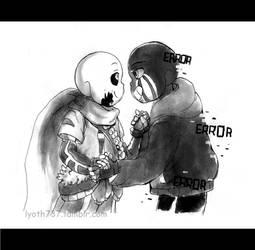Undertale - It's a meeting by lyoth737