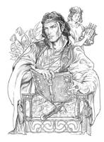 Elrond by NachoCastro