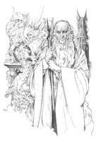 Saruman by NachoCastro