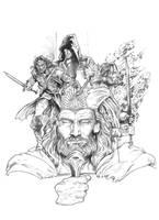 Aragorm by NachoCastro