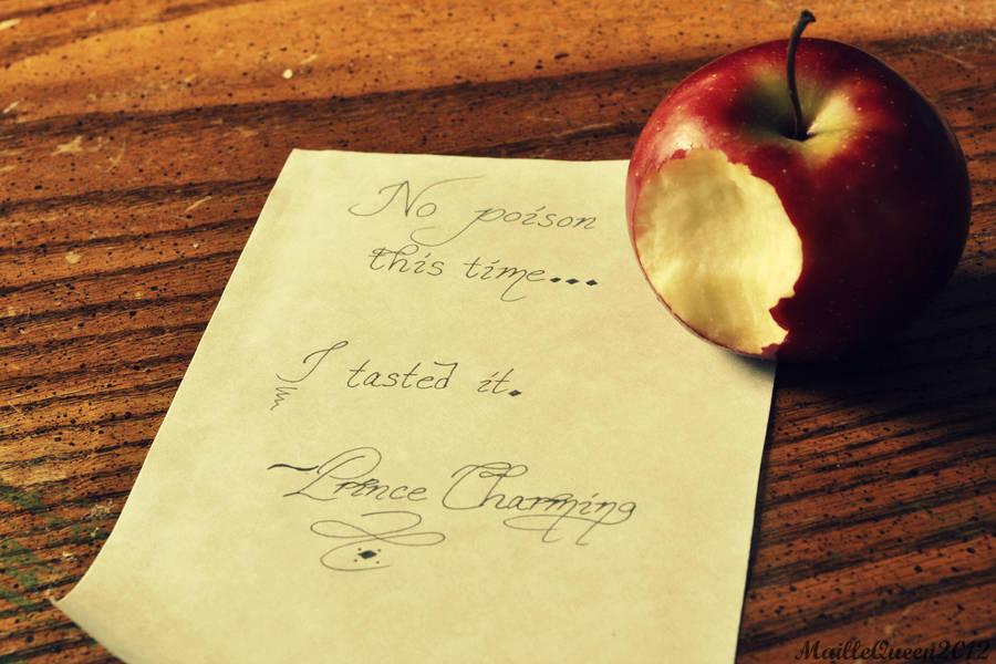 Dear Snow White....