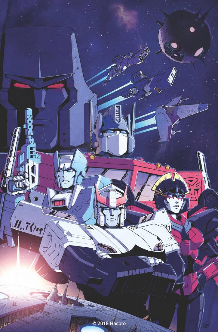 Transformers-Casey-Coller-Josh-Burcham by GrungeWerXshop
