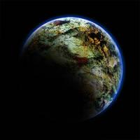 Primordial World by Ryan-TheGrav-Berry