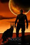 Riddick Poster by Ryan-TheGrav-Berry