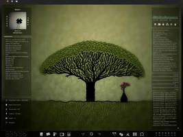Rainroom - alternate - WIP by redblackproduction