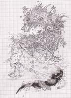 World Dragon by Umbah