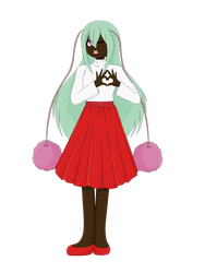 Festive Sakura - SSG Secret Santa by xXSpirit-The-DarkXx