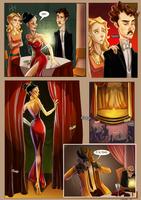 Monsieur Charlatan Page 34 by DrSlug