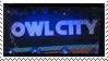 Owl City Stamp by RockyQuintez