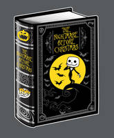 Nightmare Book by CaziTena