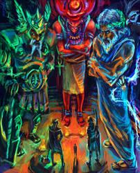 Divine Tribunal by solar-sea