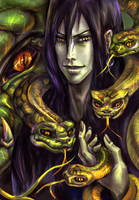 Serpent Lord by solar-sea