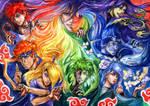 Akatsuki Rainbow by solar-sea