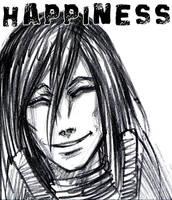 Orochimaru: happiness by solar-sea