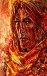 Oberyn Martell by solar-sea