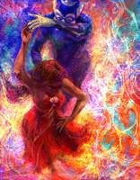 Zutara Week 2014 - Slow Dancing by solar-sea