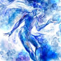Ice Prince by solar-sea