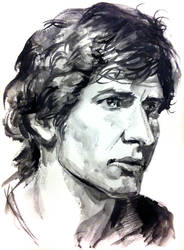 day 138 Han Solo by solar-sea
