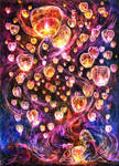 Light upon the Heart Shrine by solar-sea