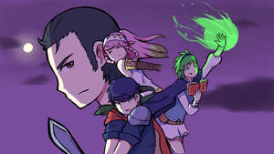 FE: Heroes - Teamwork Dreamwork by AtaruHidiyoshi