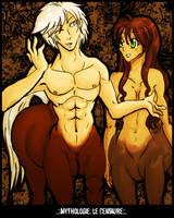 ..::Mythologie: Le Centaure::. by kingv