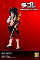 SDL: Ryu Yosai by kingv