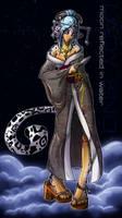 Lady Sno by kingv