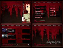 Commission: Doppelganger GUI by kingv