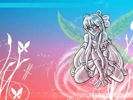 Water Fairy by kingv